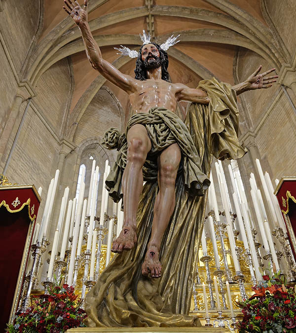 Quinario a la Sagrada Resurrección (Día 3)