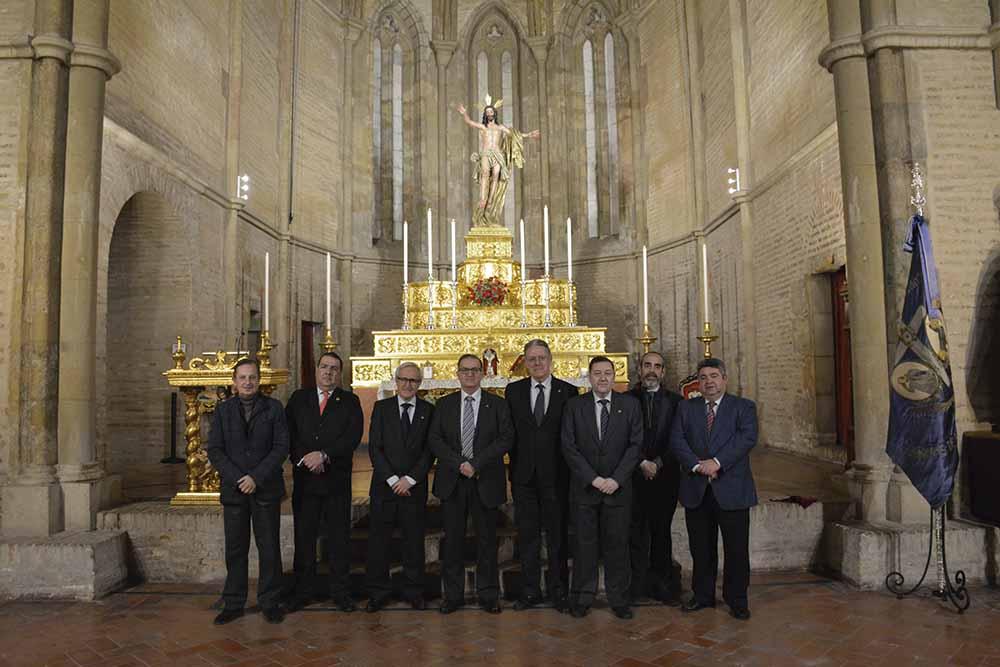 Convivencia de Hermandades del Sábado Santo y Domingo de Resurrección
