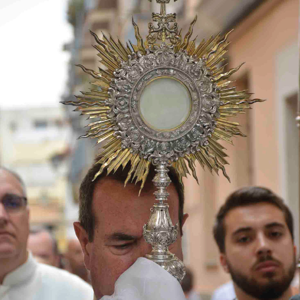 Procesion Sacramental