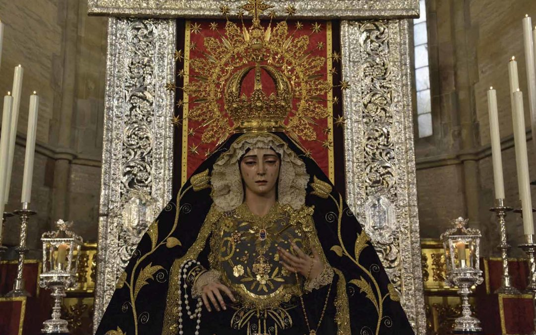 Besamanos María Santísima del Amor