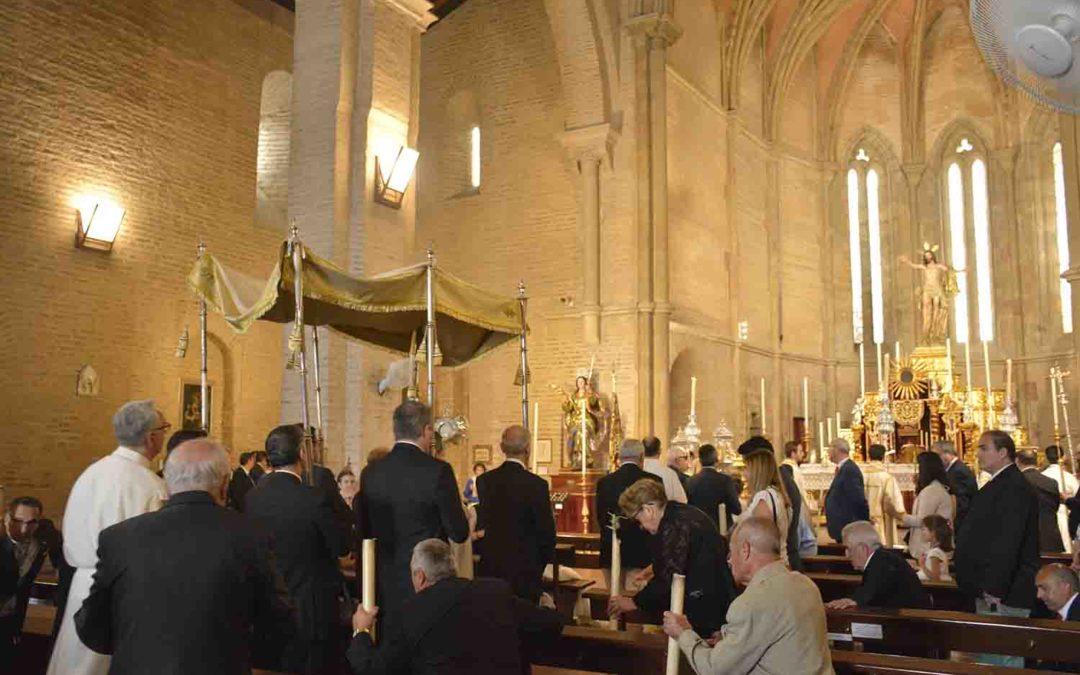 Procesión Sacramental