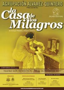 """Obra de teatro """"La Casa de los Milagros"""""""