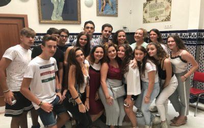 Reunión del Grupo Joven