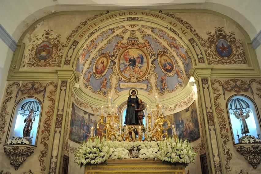 Misa de San Juan Bautista de La Salle