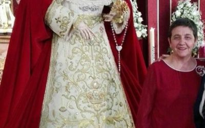 Paqui Pavón Villa pronunciará el XXXVI Canto a la Virgen de la Aurora.